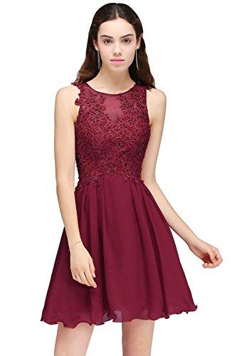 Top 7 Rotes Kleid Kurz - Streetwear für Damen - Ingercen